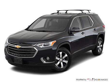 Chevrolet Traverse LT TRUE NORTH 2018 - photo 1