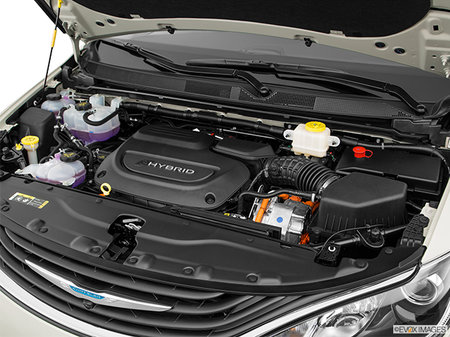 Chrysler Pacifica hybride TOURING-L 2018 - photo 2