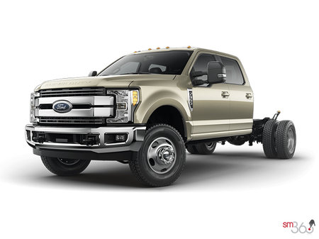 Ford Chassis Cab F-350 LARIAT 2018 - photo 1
