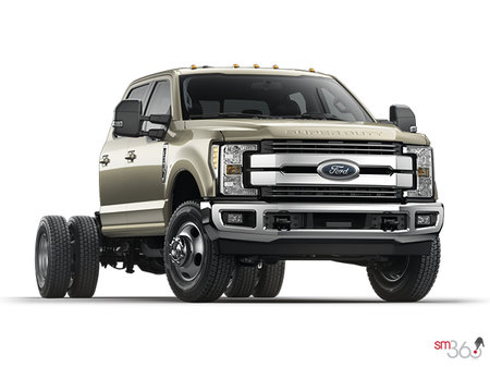 Ford Chassis Cab F-350 LARIAT 2018 - photo 2