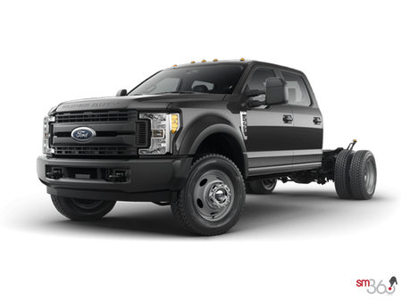 Ford Chassis Cab F-550 XL 2018 - photo 1