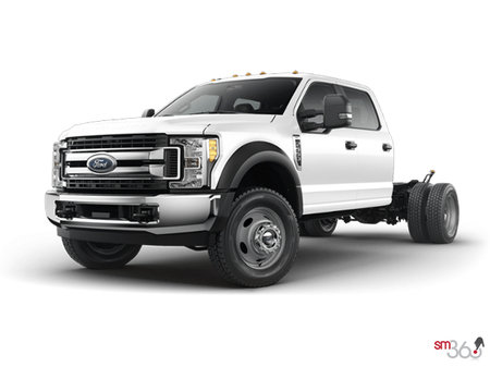 Ford Chassis Cab F-550 XLT 2018 - photo 1