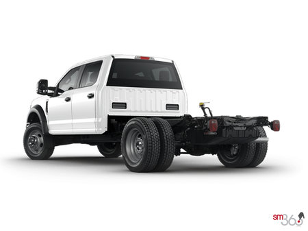 Ford Chassis Cab F-550 XLT 2018 - photo 4