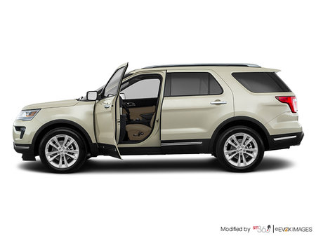 Ford Explorer LIMITED 2018 - photo 1