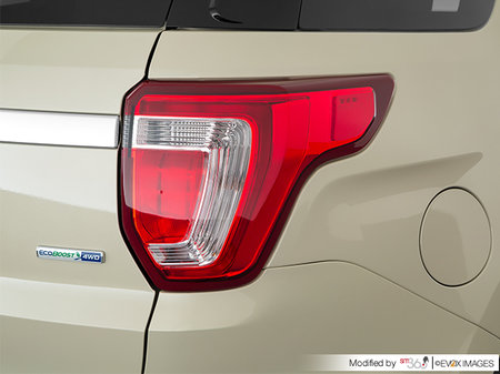 Ford Explorer LIMITED 2018 - photo 3