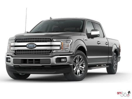 Ford F-150 LARIAT 2018 - photo 3
