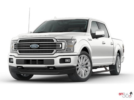 Ford F-150 LIMITED 2018 - photo 1