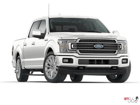 Ford F-150 LIMITED 2018 - photo 2