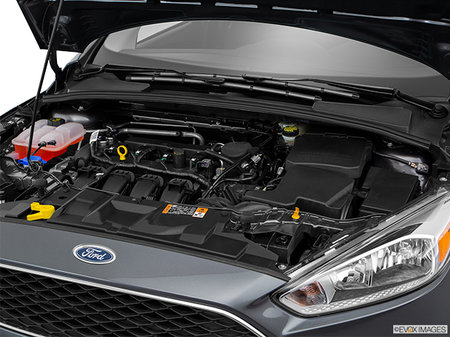 Ford Focus Sedan SE 2018 - photo 4