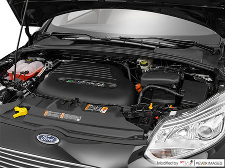 Ford Focus Electric BASE Focus 2018 - photo 4