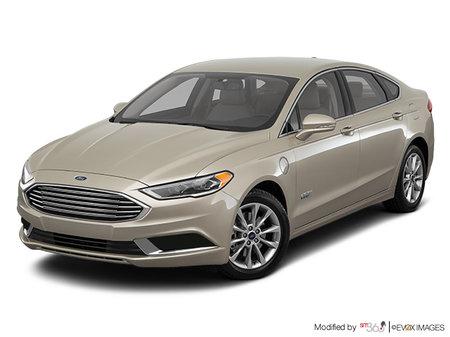 Ford Fusion Energi SE 2018 - photo 1