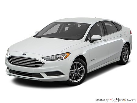 Ford Fusion Hybrid S 2018 - photo 1