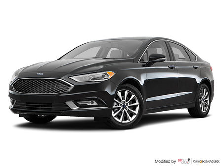 Ford Fusion PLATINUM  2018 - photo 1