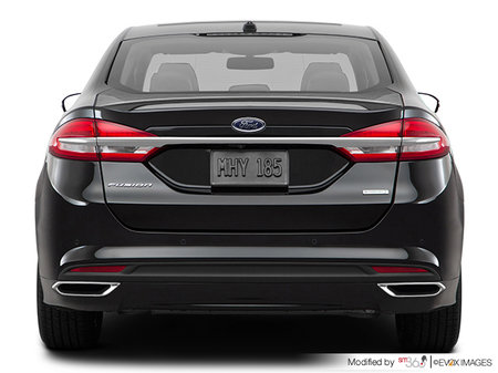 Ford Fusion PLATINUM  2018 - photo 3