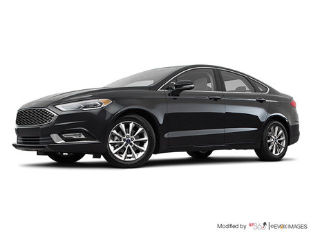 Ford Fusion PLATINUM  2018 - photo 4