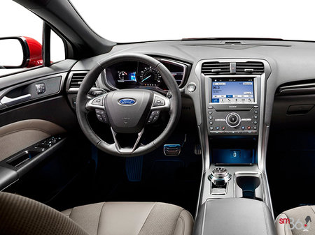 Ford Fusion SPORT 2018 - photo 2