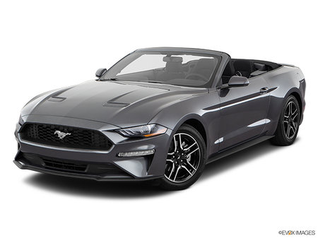 Ford Mustang Convertible EcoBoost 2018 - photo 3