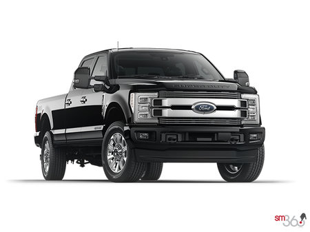 Ford Super Duty F-250 LIMITED 2018 - photo 3