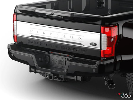 Ford Super Duty F-450 PLATINUM 2018 - photo 1