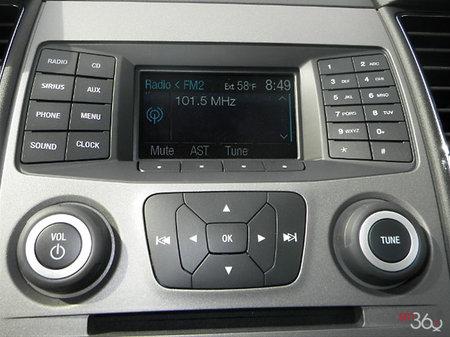 Ford Taurus SE 2018 - photo 4