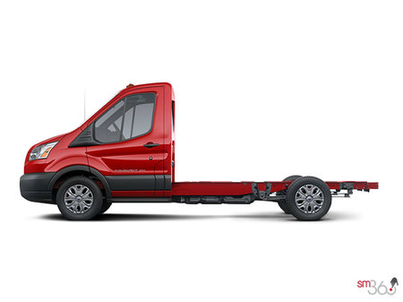 Ford Transit CC-CA CHASSIS CAB 2018 - photo 1