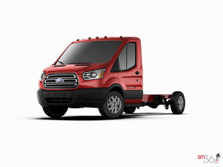 Ford Transit CC-CA CHASSIS CAB 2018 - photo 2