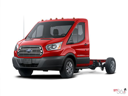 Ford Transit CC-CA CHASSIS CAB 2018 - photo 3