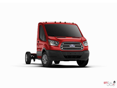 Ford Transit CC-CA CHASSIS CAB 2018 - photo 4