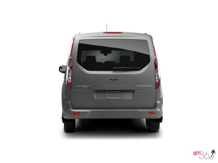 Ford Transit Connect TITANIUM WAGON 2018 - photo 1