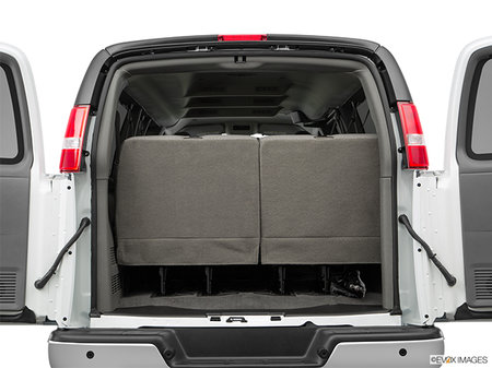 GMC Savana 3500 PASSENGER LS 2018 - photo 4