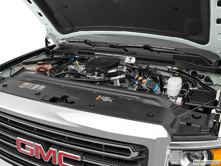 GMC Sierra 2500 HD BASE Sierra 2500 HD 2018 - photo 3