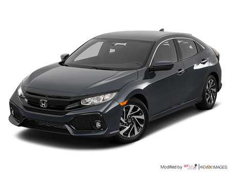 Honda Civic Hatchback LX HONDA SENSING 2018 - photo 2