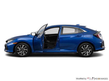 Honda Civic Hatchback LX 2018 - photo 1