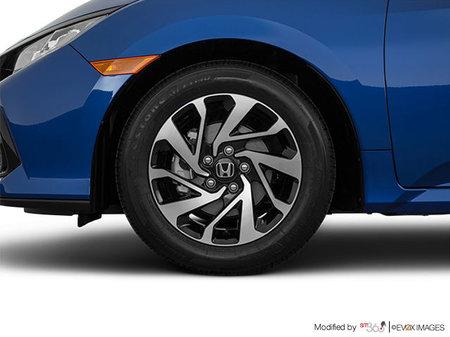 Honda Civic Hatchback LX 2018 - photo 4