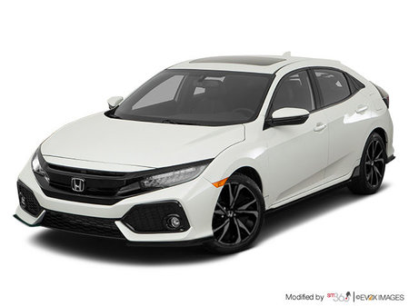 Honda Civic Hatchback SPORT TOURING 2018 - photo 1