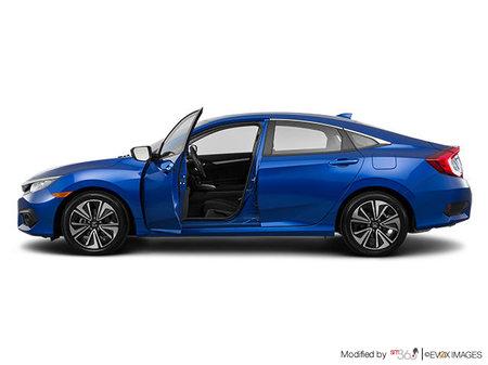 Honda Civic Sedan EX-T 2018 - photo 1