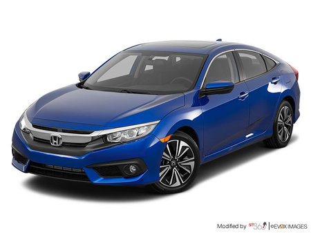 Honda Civic Berline EX-T 2018 - photo 2