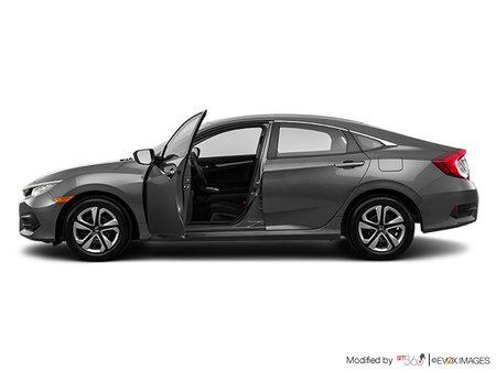 Honda Civic Sedan LX 2018 - photo 1