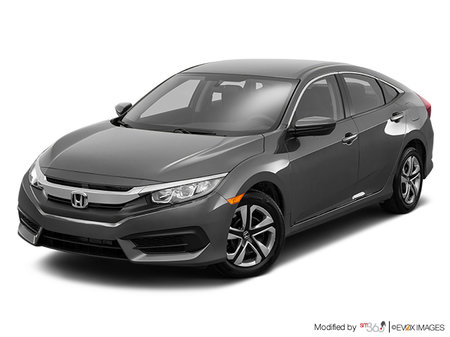 Honda Civic Sedan LX 2018 - photo 2