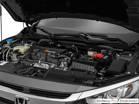 Honda Civic Sedan LX 2018 - photo 4