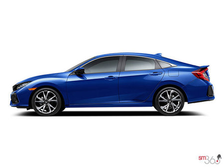 Honda Civic Sedan SI 2018 - photo 1