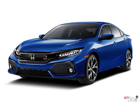 Honda Civic Sedan SI 2018 - photo 2