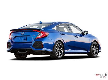 Honda Civic Sedan SI 2018 - photo 4