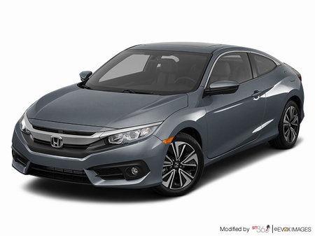 Honda Civic Coupe EX-T 2018 - photo 2
