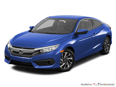 Honda Civic Coupe LX-HONDA SENSING 2018 - photo 2