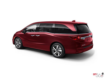 Honda Odyssey TOURING 2018 - photo 1