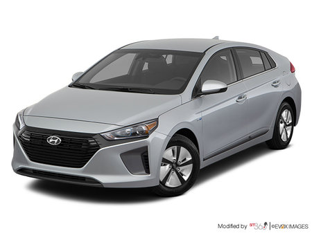 Hyundai Ioniq Hybrid BLUE 2018 - photo 2