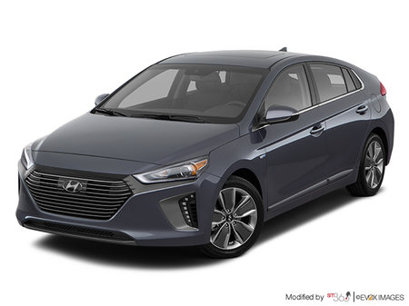 Hyundai Ioniq Hybrid LIMITED 2018 - photo 2