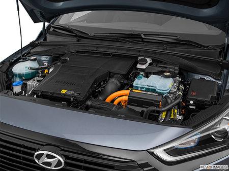 Hyundai Ioniq hybride LIMITED 2018 - photo 4
