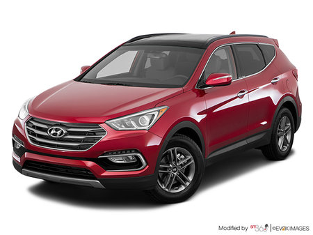 Hyundai Santa Fe Sport 2.4 L SE 2018 - photo 1